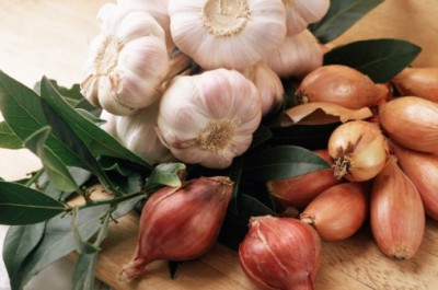 Garlic onions boost your metabolism