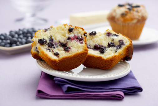 Muffin or Scone, healthier,Muffin , Scone