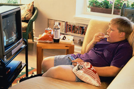 Weight-Loss Tips and Tricks: kill your tv