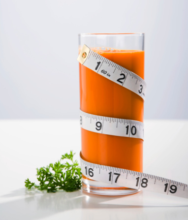 Weight-Loss Tips and Tricks: Drink Vegetable Juice before a Meal