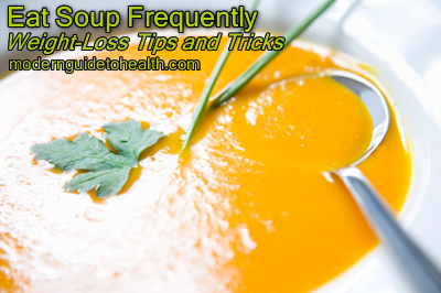 soup,pounds-lost,eating,lose,weight,Weight-Loss Tips and Tricks,Eat Soup Frequently