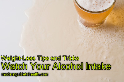 Weight-Loss Tips and Tricks: Watch Your Alcohol Intake