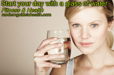 Weight-Loss Tips and Tricks: Start your day with a glass of water