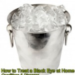 How to Treat a Black Eye at Home